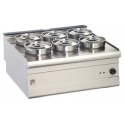 Parry 600Series PDB6 Electric Dry Well Bain Marie