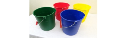 Colour Coded Buckets